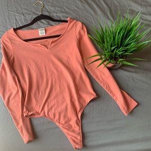 Pink Bodysuit